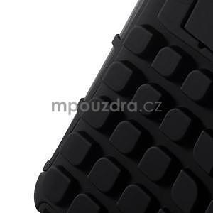Odolné pouzdro na Lenovo K3 Note a Lenovo A7000 - černé - 6