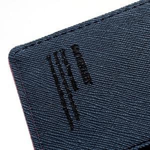 Mr. Goos peněženkové pouzdro na Sony Xperia Z - rose - 6
