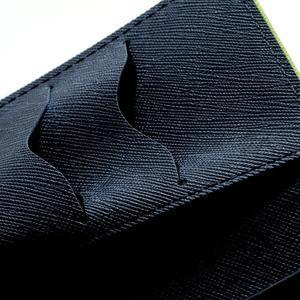 Mr. Goos peněženkové pouzdro na Sony Xperia Z - zelené - 6