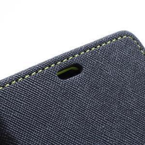 Mr. Goos peněženkové pouzdro na Sony Xperia Z - tmavěmodré - 6