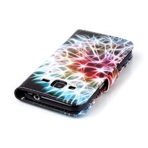 Emotive peněženkové pouzdro na Samsung Galaxy Core Prime - barevná pampeliška - 6