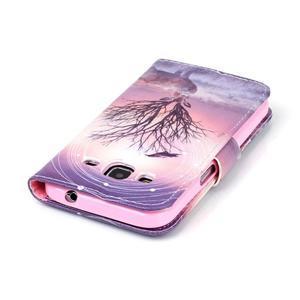 Emotive peněženkové pouzdro na Samsung Galaxy Core Prime - mystický jelen - 6