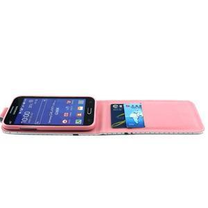 Flipové pouzdro na mobil Samsung Galaxy Core Prime - mandala - 6