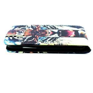 Flipové pouzdro na mobil Samsung Galaxy Core Prime - tygr - 6