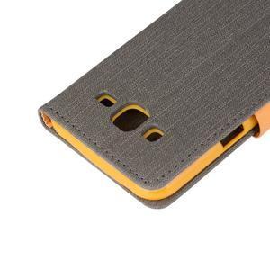 Walls pouzdro na Samsung Galaxy J5 - šedé - 6