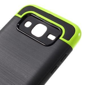 Odolný obal na mobil Samsung Galaxy J5 - zelený - 6