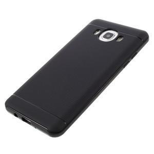 Hybridní obal 2v1 na mobil Samsung Galaxy J5 (2016) - černý - 6
