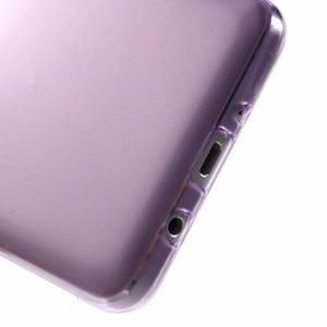 Ultratenký slim gelový obal na Samsung Galaxy J5 (2016) - fialový - 6