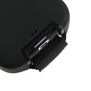 Odolné silikonové pouzdro na mobil Samsung Galaxy S3 - černé - 6