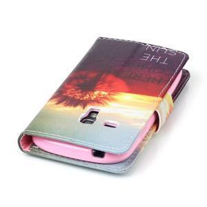 Emotive pouzdro na mobil Samsung Galaxy S3 mini - východ slunce - 6