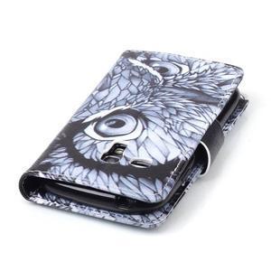 Emotive pouzdro na mobil Samsung Galaxy S3 mini - sova - 6