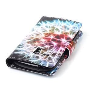 Emotive pouzdro na mobil Samsung Galaxy S3 mini - barevná pampeliška - 6