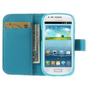 Knížkové pouzdro na mobil Samsung Galaxy S3 mini - Londýn - 6