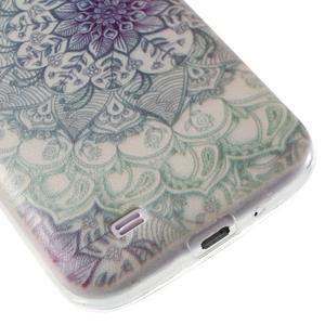 Ultratenký slim gelový obal na Samsung Galaxy S4 - mandala - 6