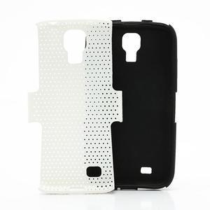 Odolný obal na mobil Samsung Galaxy S4 - bílý - 6