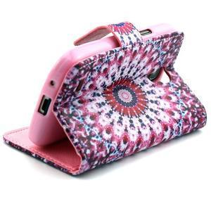 Pouzdro na mobil Samsung Galaxy S4 mini - kaleidoskop - 6