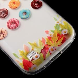 Gelový obal na mobil Samsung Galaxy S4 mini - donuts - 6