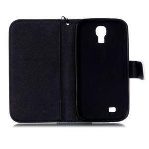 Diary peněženkové pouzdro na mobil Samsung Galaxy S4 mini - dream - 6