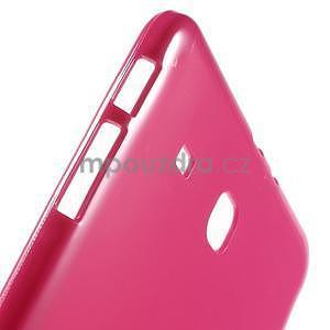 Gelový obal na tablet Samsung Galaxy Tab E 9.6 - rose - 6