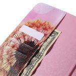 Ochranné koženkové pouzdro na Samsung Galaxy Tab E 9.6 - oranžová pamepelišky - 6/7