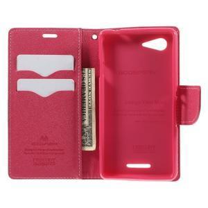Richmercury pouzdro na mobil Sony Xperia E3 - růžové - 6