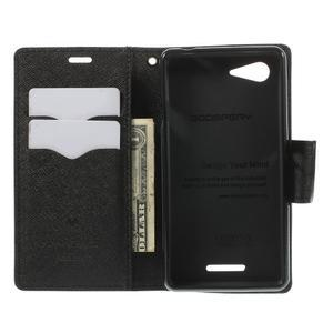 Richmercury pouzdro na mobil Sony Xperia E3 - černé - 6