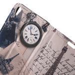 Emotive pouzdro na mobil Sony Xperia XA - Eiffelova věž - 6/7