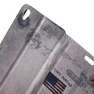 Emotive pouzdro na mobil Sony Xperia XA - US kočička - 6