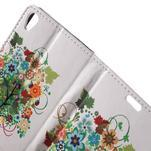 Emotive pouzdro na mobil Sony Xperia XA - květinový strom - 6/7