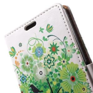 Emotive pouzdro na mobil Sony Xperia XA - zelený strom - 6