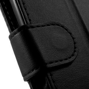 Cardy pouzdro na mobil Sony Xperia XA - černé - 6