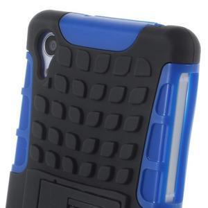 Outdoor odolný kryt na mobil Sony Xperia Z2 - modrý - 6