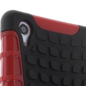 Outdoor odolný kryt na mobil Sony Xperia Z2 - červený - 6