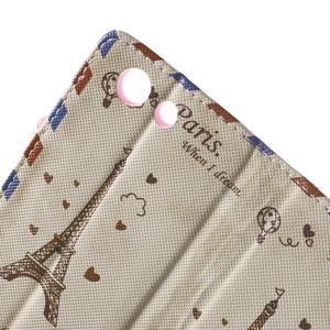 Pictu peněženkové pouzdro na Sony Xperia Z3 Compact - Eiffelova věž - 6
