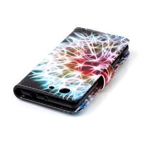 Emotive knížkové pouzdro na Sony Xperia Z3 Compact - barevná pampeliška - 6
