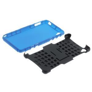 Outdoor ochranný kryt na mobil Sony Xperia Z3 - modrý - 6