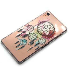 Gelový obal na mobil Sony Xperia Z3 - lapač snů - 6
