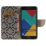 Patt peněženkové pouzdro na Samsung Galaxy A3 (2016) - kvetinová tapeta - 6/7