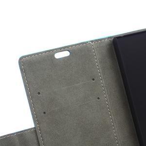 Wall peněženkové pouzdro na Samsung Galaxy Trend 2 Lite - modré - 6