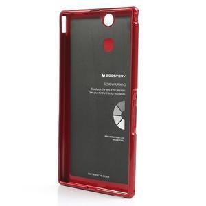 JellyGospery gelový obal na mobil Sony Xperia Z Ultra - vínový - 6
