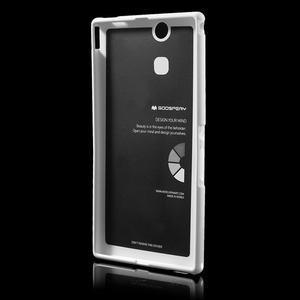 JellyGospery gelový obal na mobil Sony Xperia Z Ultra - bílý - 6