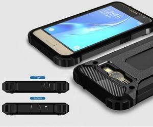 Armory odolný obal na mobil Samsung Galaxy J1 (2016) - černý - 6
