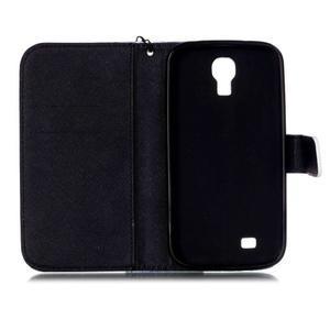 Peněženkové pouzdro na Samsung Galaxy S4 Mini - do not touch - 6