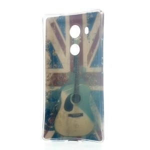 Softy gelový obal na mobil Huawei Mate 8 - UK vlajka - 6
