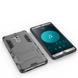 Armor odolný kryt na mobil Huawei Mate 8 - šedý - 6
