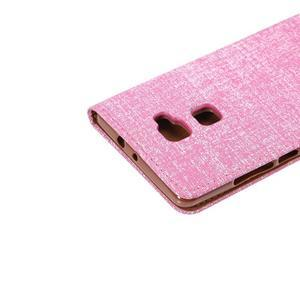 Style knížkové pouzdro na mobil Huawei Mate S - rose - 6