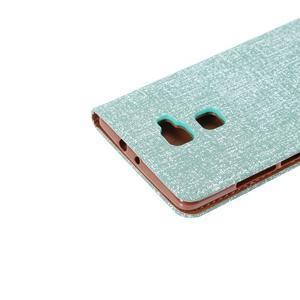 Style knížkové pouzdro na mobil Huawei Mate S - zelené - 6