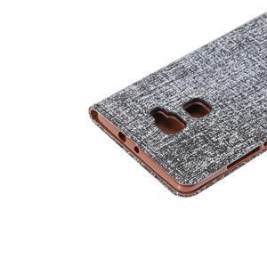 Style knížkové pouzdro na mobil Huawei Mate S - černé - 6