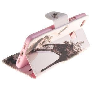Lethy knížkové pouzdro na telefon Huawei P9 Lite - pekelný střevíček - 6