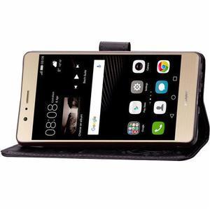 Cloverleaf peněženkové pouzdro na Huawei P9 Lite - černé - 6